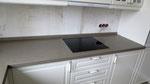 Кухонная столешница из кварцевого агломерата Джинджер.