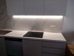 Кухонная столешница из кварцевого агломерата Авант 9000