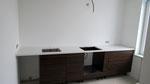 Кухонная столешница из кварцевого агломерата Абсолют Вайт (Чехия)