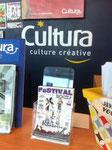 Flyers chez notre partenaire Cultura.