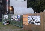 """Affichage Festival Pic'arts """"Septmonts le 06 07 2013"""""""