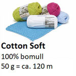 Novita Wolle Cotton Soft