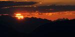 Sonnenaufgang am Eggishorn, Wallis 2011