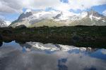 Grünsee oberhalb Zermatt 2009