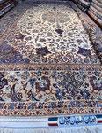 ESFAHAN wool&silk  2x3m  AKBARO OF 工房