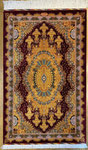QUM silk チャラクサイズ AMIR NAGHASH工房