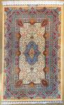 QUM silk 160x102 cm  RAJYABIYAN FARD 工房