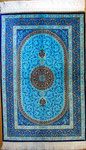 QUMsilk MERSAD YARI工房 チャラクサイズ 約100x70