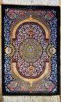 QUM silk 45x29cm  SHARIFI工房