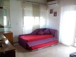 Stanza 1: soggiorno  con divano letto