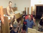 Unser Zimmer - eine Wohlfühl Oase zum Regenerieren