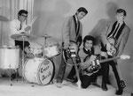 THE CRAZY DEVILS  ca.1966