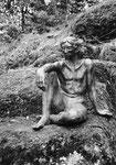 Euro 11.000, halblebensgroße Bronze, Adonis war der Geliebte der Göttin Aphrodite...