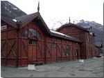 La gare 1900