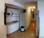 Entrée et coin cuisine