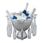 Champagnerschalen