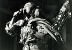 """1990 Das Mädchen im Musical """"Linie 1"""""""