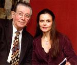 """Mit Autor Matthias Mander, Arbeit an seinem Stück """"Ledergeld"""", UA 2009"""
