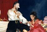 "1996/97  Roxane in ""Cyrano de Bergerac"""