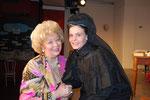 Premiere Suttner mit Birgit Sarata
