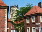 Münster, Domplatz (Foto: Wolfgang Voigt)