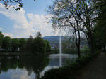 Stadtsee in Staufen (Foto: Wolfgang Voigt)