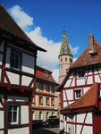 Bad Windsheim, Malerwinkel mit Seekapelle (Foto. Wolfgang Voigt)
