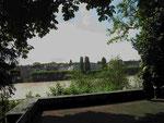 Basel am Rhein (Foto: Wolfgang Voigt)