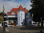 Rathaus in Bad Krozingen (Foto: Wolfgang Voigt)