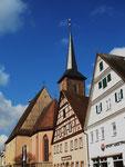 Bad Windsheim, Spitalkirche (Foto: Wolfgang Voigt)