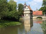 In Burgsteinfurt (Foto: Wolfgang Voigt)