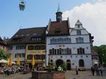 Rathaus in Staufen (Foto: Wolfgang Voigt)