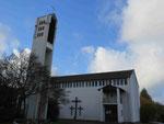 Evangelische Kirche in Ofden (Foto: Wolfgang Voigt)