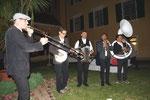 Bis in die späte Nacht: Toni Eders Dixieland Band