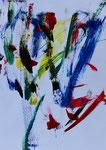 """""""Hommage an Marc"""", 42x30, Acryl"""