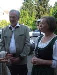 Thomas und Barbara Bernhart