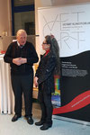 Eröffnungsrede, Sylvia Kölbl und Jubilar Prof. Dr. Norbert Kopf