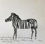 Josef, das Zebra