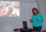 Prähistorikerin Dr. Dorothea Talaa