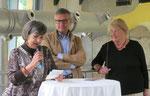 Einführende Worte von Fr. Dr. Beatrix Leitold, Vetart-Vizeobfrau