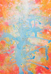 "summer 2011 23""x16.5"" Mixmedia on panel"