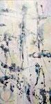"spring has come 2012  30""x 15"" acrylic on canvas"