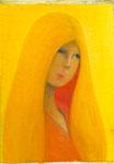 「金色の髪のアイリーン」