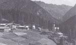 Ortsansicht Bschlabs um 1920