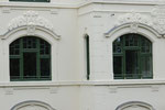 Fenster, Köln, Lochnerstr. 13 Nachbau