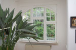 Fenster, Köln Lochnerstr. 13 Nachbau