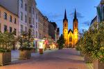 Hof (Bayern) Fußgängerzone #1