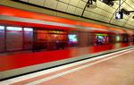 Hamburg S-Bahn Airport #3