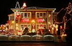 Weihnachtshaus Hamburg Lokstedt