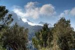 Mallorca Wolken an der Westküste
